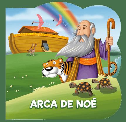 Arca De Noe Col Recorte Biblico Saraiva