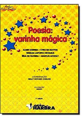 Varinha Mágica - Editora Harbra   Hoshan.org