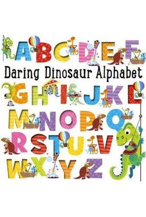 Daring Dinosaur Alphabet - Make Believe Ideas | Hoshan.org
