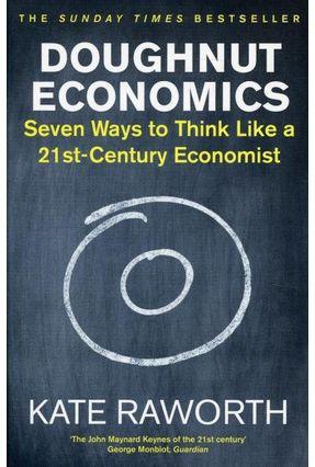 Doughnut Economics - Seven Ways To Think Like A 21St-Century Economist - Raworth,Kate | Hoshan.org