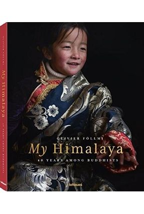 My Himalaya - 40 Years Among Buddhists - Follmi,Olivier pdf epub