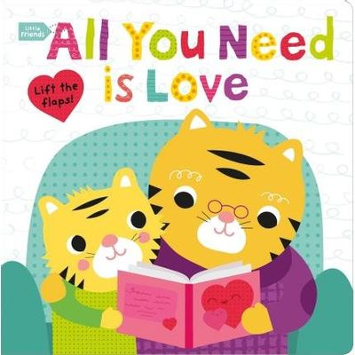 Little Friends - All You Need Is Love