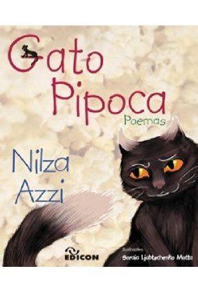 Gato Pipoca e Outros Poemas - Azzi, Nilza   Hoshan.org