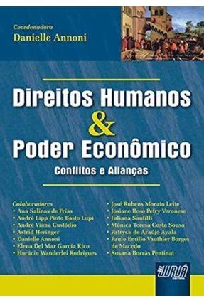 Direitos Humanos & Poder Econômico - Conflitos e Alianças - Annoni,Danielle | Hoshan.org