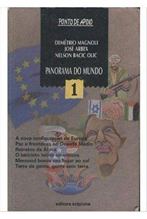 Panorama do Mundo 1 - Ponto De Apoio - Magnoli,Demetrio | Tagrny.org