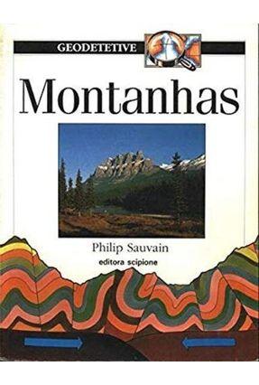Montanhas - Col. Geodetetive - Sauvain,Philip pdf epub