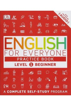 English For Everyone: Level 1: Beginner, Practice Book - Kindersley,Dorling | Tagrny.org