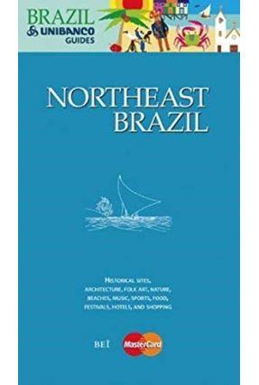 Edição antiga - Guia Unibanco Nordeste em Ingles - Editora Bei   Tagrny.org