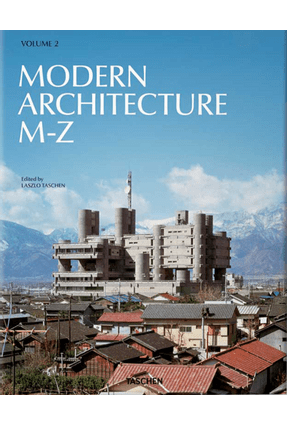 Modern Architecture A-z - 2 Volumes - Gossel,Peter   Hoshan.org