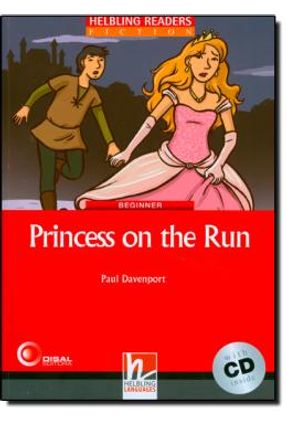 Princess On the Run - Acompanha CD - Davenport,Paul | Hoshan.org