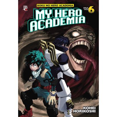 My Hero Academia - Boku No Hero - Vol. 6