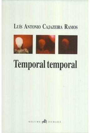 Temporal Temporal - Ramos,Luís Antonio Cajazeira   Nisrs.org