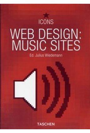 Web Design - Music Sites - Wiedemann,Julius pdf epub