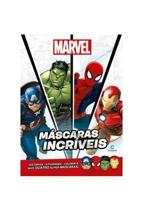 Máscaras Divertidas Marvel -  pdf epub