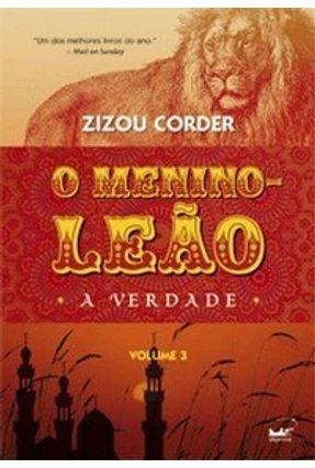 O Menino-Leão - A Verdade - Volume 3 - Corder,Zizou pdf epub