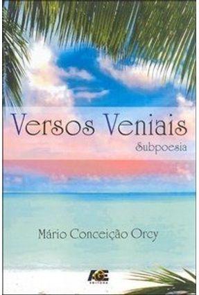 Versos Veniais - Orcy,Mário Conceição | Nisrs.org