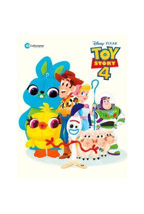 Livro De Histórias Toy Story 4 - Rodrigues,Naihobi S. | Hoshan.org