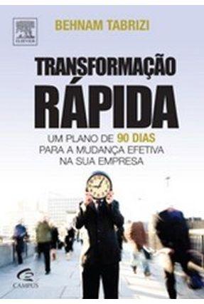 Transformação Rápida - Tabrizi,Behnam   Tagrny.org