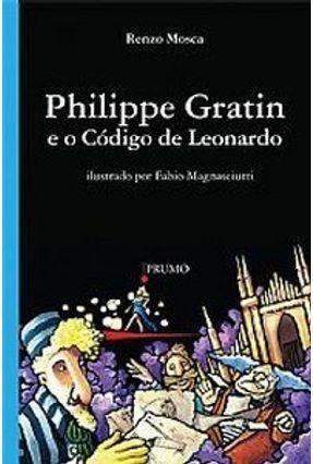 Philippe Gratin e o Código de Leonardo - Mosca,Renzo pdf epub