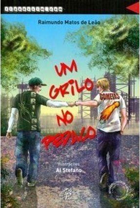 Um Grilo no Pedaço - Leão,Raimundo Matos de   Nisrs.org