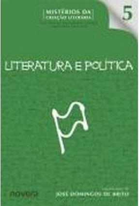 Literatura e Política - Brito,Jose Domingos de | Nisrs.org