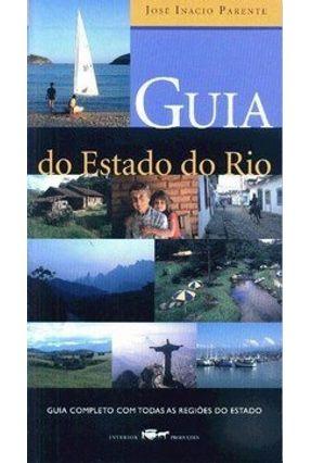 Guia do Estado do Rio - Parente,Jose Inacio pdf epub