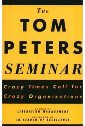 The Tom Peters Seminar - Peters,Tom pdf epub