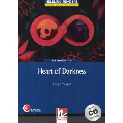 Heart Of Darkness - With CD - Intermediate