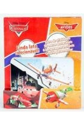 Disney - Lata Colecionável - Carros & Aviões - Books,Parragon Pixar,Disney pdf epub