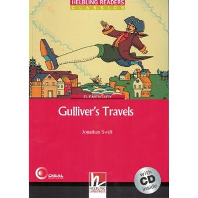 Gulliver´S Travels - Elementary - With CD - Col. Helbling Readers Classics