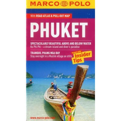 Phuket - Marco Polo Pocket Guide