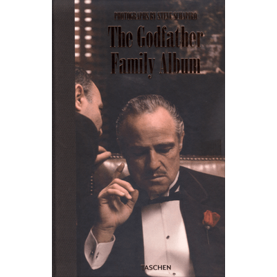 The Godfather Family Album - Photographs By Steve Schapiro - Edição Trilíngue