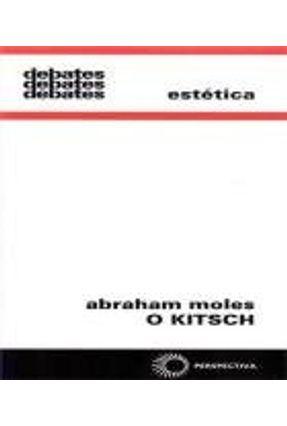 O Kitsch - Col. Debates 68 - Moles,Abraham A.   Tagrny.org