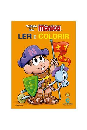 Livro Médio Ler E Colorir Moana - Rodrigues,Naihobi S. pdf epub