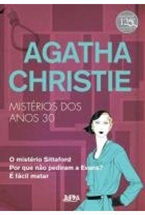 Mistérios Dos Anos 30 - Christie,Agatha | Tagrny.org
