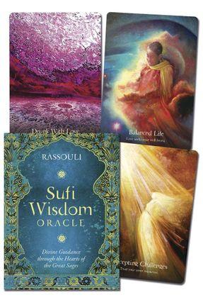 Sufi Wisdom Oracle - Rassouli pdf epub