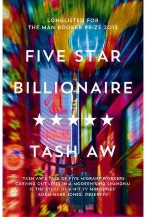 Five Star Billionaire - Aw,Tash   Hoshan.org
