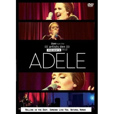 Adele - Live From The Artists Den Presents 2012 - DVD