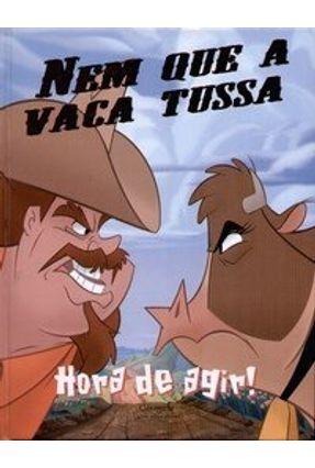 Nem que a Vaca Tussa - Magon,James pdf epub