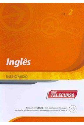 Novo Telecurso - Ensino Médio - Inglês - Vol. 2- DVD - Editora,Goal pdf epub