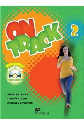 On Track 2 - Student's Book - With Multi-rom - Llanas,Angela | Tagrny.org