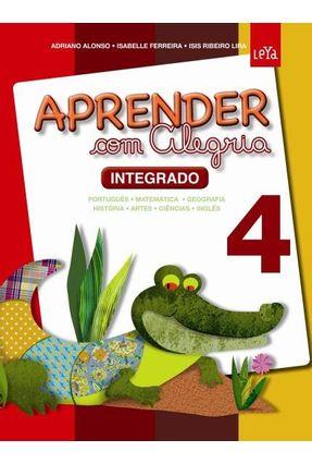 Aprender Com Alegria - Ensino Fundamental I - Vol. 4 - Ferreira,Isabelle Ribeiro Lira,Isis Alonso,Adriano pdf epub