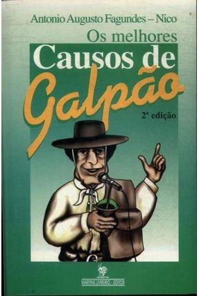 Os Melhores Causos De Galpão - Fagundes,Antonio Augusto pdf epub