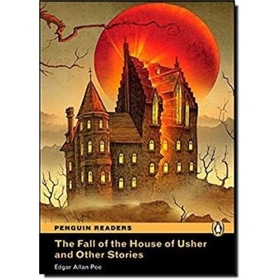 Fall Of The House Of Usher - Level 3 Pack CD - Penguin Readers