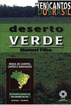 Série (en)cantos do Brasil - Deserto Verde - Filho,Manuel pdf epub