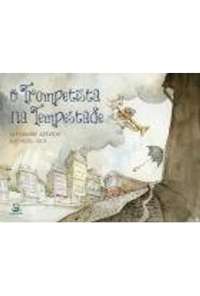O Trompetista na Tempestade - Azevedo,Alexandre pdf epub