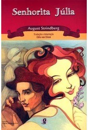 Senhorita Júlia - Col. Teatro Jovem - Strindberg,August   Hoshan.org