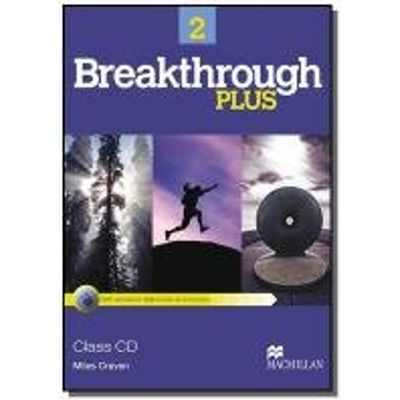 Breakthrough 2 - Plus Class Audio CD