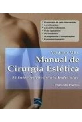 Manual de Cirurgia Estética - Vladimir Mitz | Nisrs.org