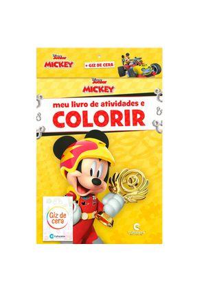 Meu Livro De Atividades E Colorir Mickey Sobre Rodas Com Giz POP - Rodrigues,Naihobi S. | Tagrny.org